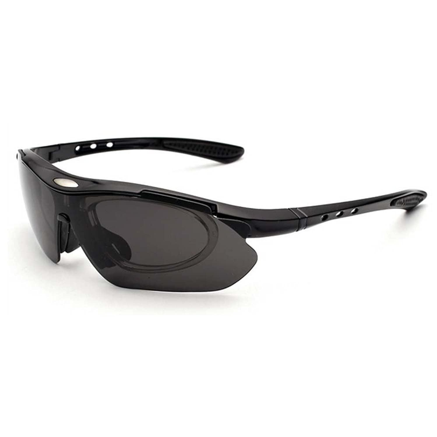 My.Monkey Fashion Multifunction Removable Lens Windproof Cozy Sports Sunglasses
