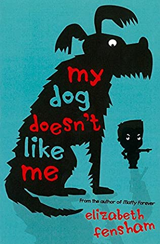 book cover of My Dog Doesn\'t Like Me