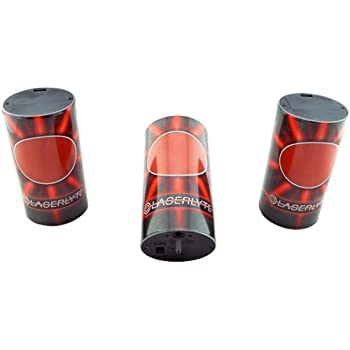 Amazon Com Laserlyte 3 Pack Trainer Target Plinking Cans