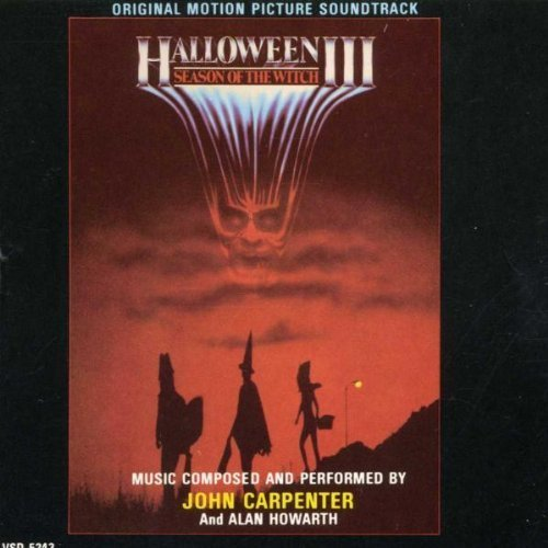 Halloween III: The Season Of The Witch - Original Motion Picture Soundtrack by unknown (1994-08-02) ()