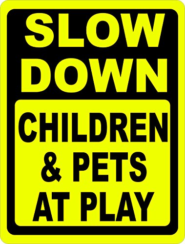 slow children and pets at play - 6