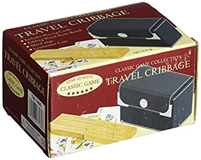 Travel Cribbage with Cards