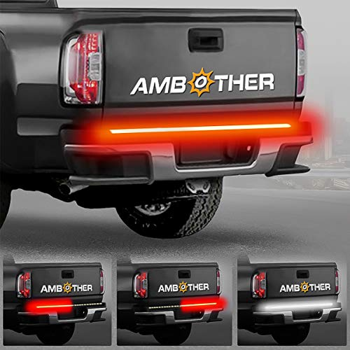 truck bed accessories light bar - 5