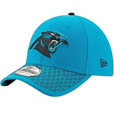 New Era 39Thirty Cap - NFL 2017 SIDELINE Carolina Panthers