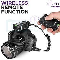 Altura Photo Professional Flash Kit For Nikon Dslr - Includes: I-ttl Flash (Ap-n1001), Wireless Flash Trigger Set & Accessories 8