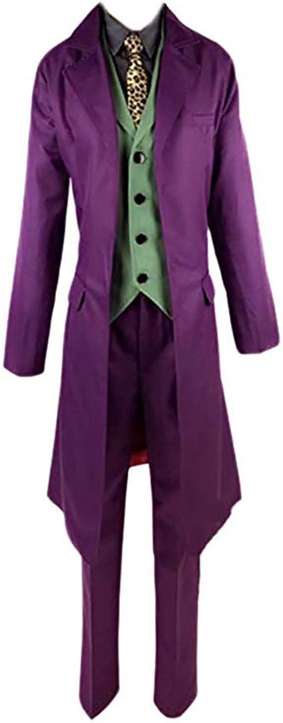 Upretty Joker Disfraz de Caballero Oscuro Halloween Fiesta ...