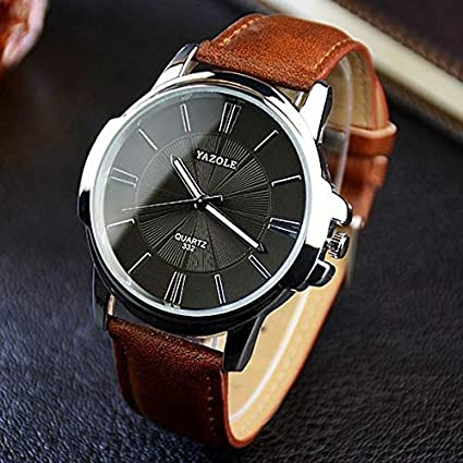 Amazon.com: FidgetKute Reloj de pulsera para Hombre Moda ...