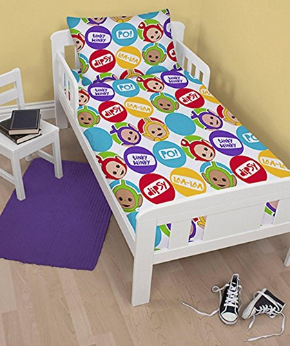 Cot Duvet Cover (Teletubbies Playtime