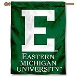 Eastern Michigan Eagles Banner House Flag