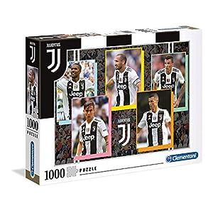 Clementoni 39476 Collection Puzzle Juventus 1000 Pezzi