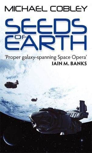 book cover of Seeds of Earth