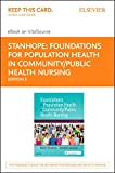 img - for Foundations for Population Health in Community/Public Health Nursing - Elsevier eBook on VitalSource (Retail Access Card), 5e book / textbook / text book