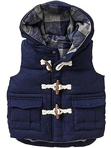 Baby Hoody Vest - 6