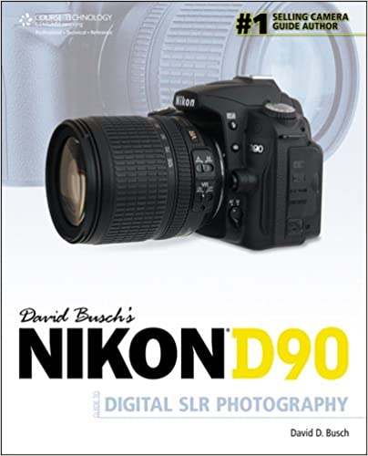nikon d90 guide to digital slr photography 1st first edition text only