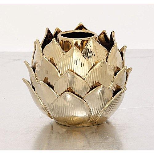 Elegant-Ceramic-Gold-Vase