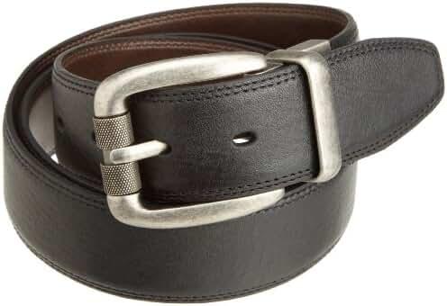 Levi's Men's Feathered Reversible Belt