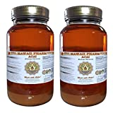 Acai Liquid Extract, Organic Acai (Euterpe Oleracea) Berries Tincture Supplement 2x32 oz Unfiltered
