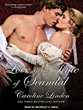 Love in the Time of Scandal (Scandals)