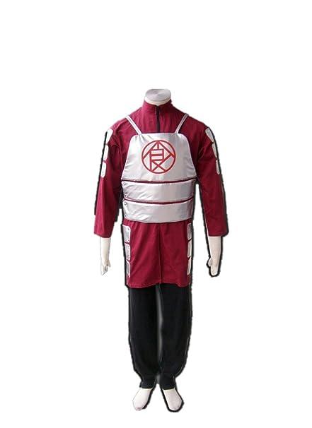 Amazon.com: Love Anime Ninja Shinobi Cosplay Costume-Hokage ...