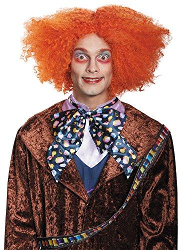 UHC Alice In Wonderland Adult Mad Hatter Wig