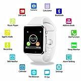 Watch Series 3 - Men/Ms, Support Sleep Monitor, Push Message, Touch Screen Smart Watch Unlock Watch