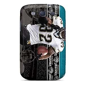 New Tpu Hard Case Premium Galaxy S3 Skin Case Cover(jacksonville Jaguars)