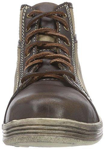 Alte Stockerpoint Sneaker Uomo 1295 Braun Vintage Marrone Braun Vintage qEraER