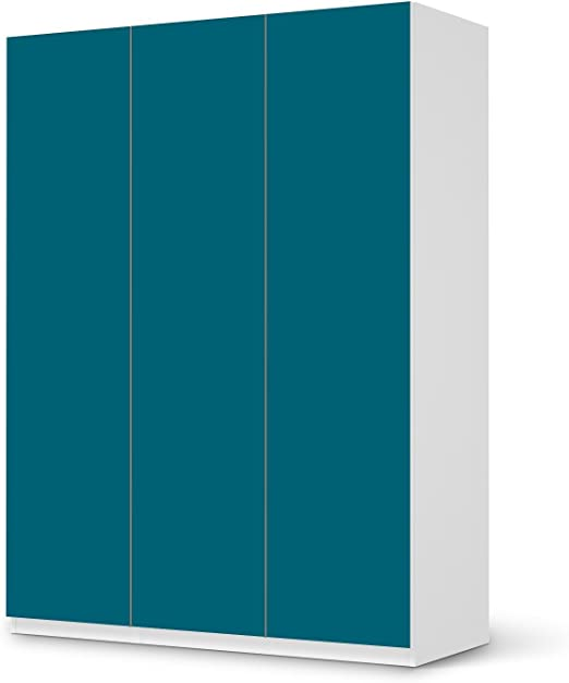 Adhesivo para Muebles IKEA Pax Armario 201 cm altura – 1, 2, 3, 4 ...