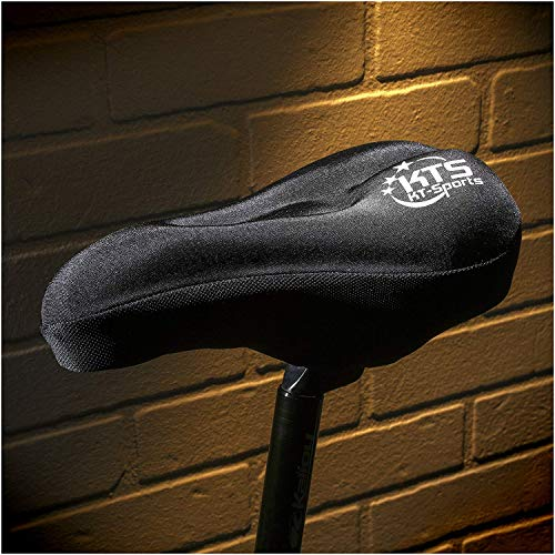 KT-Sports Gel Bike Seat Cover