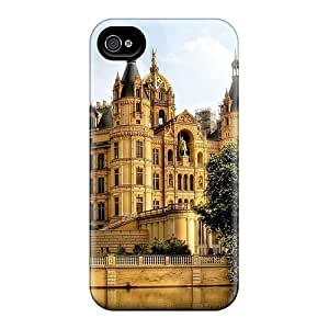 High Impact Dirt/shock Proof Case Cover For Iphone 4/4s (castle Perfection)