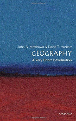 [F.r.e.e] Geography: A Very Short Introduction [E.P.U.B]