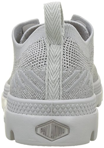 Palladium I70 Knit Femme Gris Lite Vapor Baskets Pampa Vapor Oxford rtzqPr