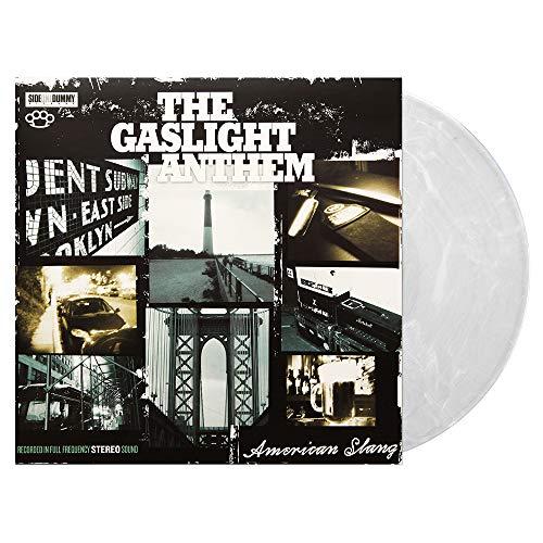 American Slang Grey/White Vinyl (Grey Fallon)