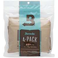 Boveda for Music   49% RH 2-Way Humidity Control Replacement for Use in Fabric Holder   Size 70 for Fretted and Bowed…