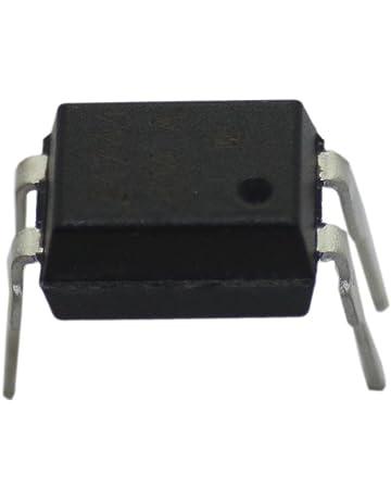 8x CNY17-1M Optocoupler THT Channels1 Out transistor Uinsul5kV Uce70V LITEON