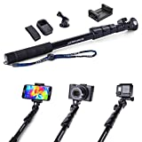 XCSOURCE Extendable Selfie Stick Monopod for Camera and GoPro