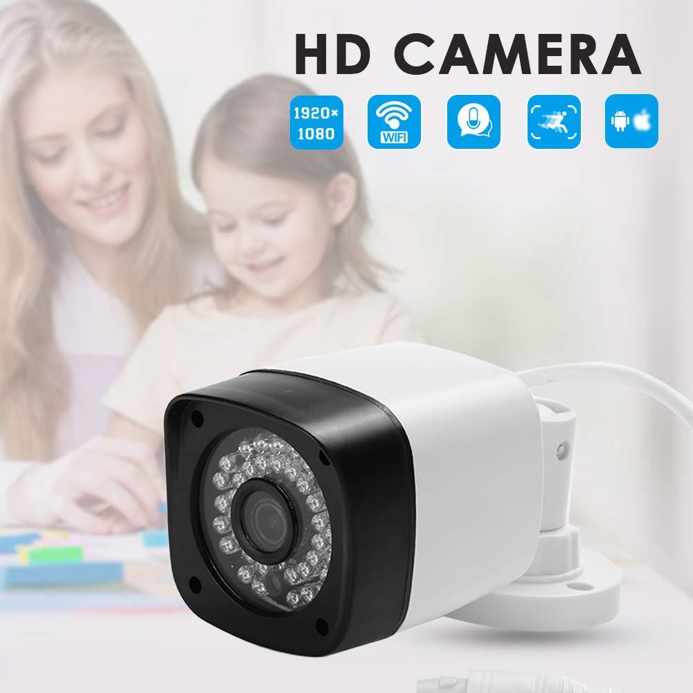 Obiettivo Da 3,6 Mm 720P 100W Telecamera Visione Notturna Sicurezza Domestica Anyutai Telecamera Di Sorveglianza Poe