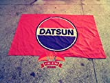 DATSUN flag DATSUN banner NISSAN DATSUN flag NISSAN car banner--polyster flags,Brass Grommets ,Anti-UV,Digital Printing,----car flags 3X5 ft