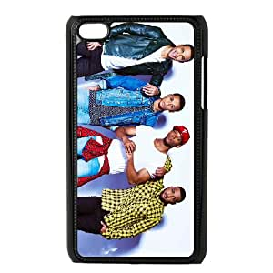 iPod Touch 4 Case Black JLS J9918043