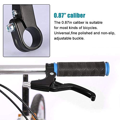 1 Pair Aluminium MTB Mountain Bike Hand Bike Brake Lever Bicycle Cycling GL