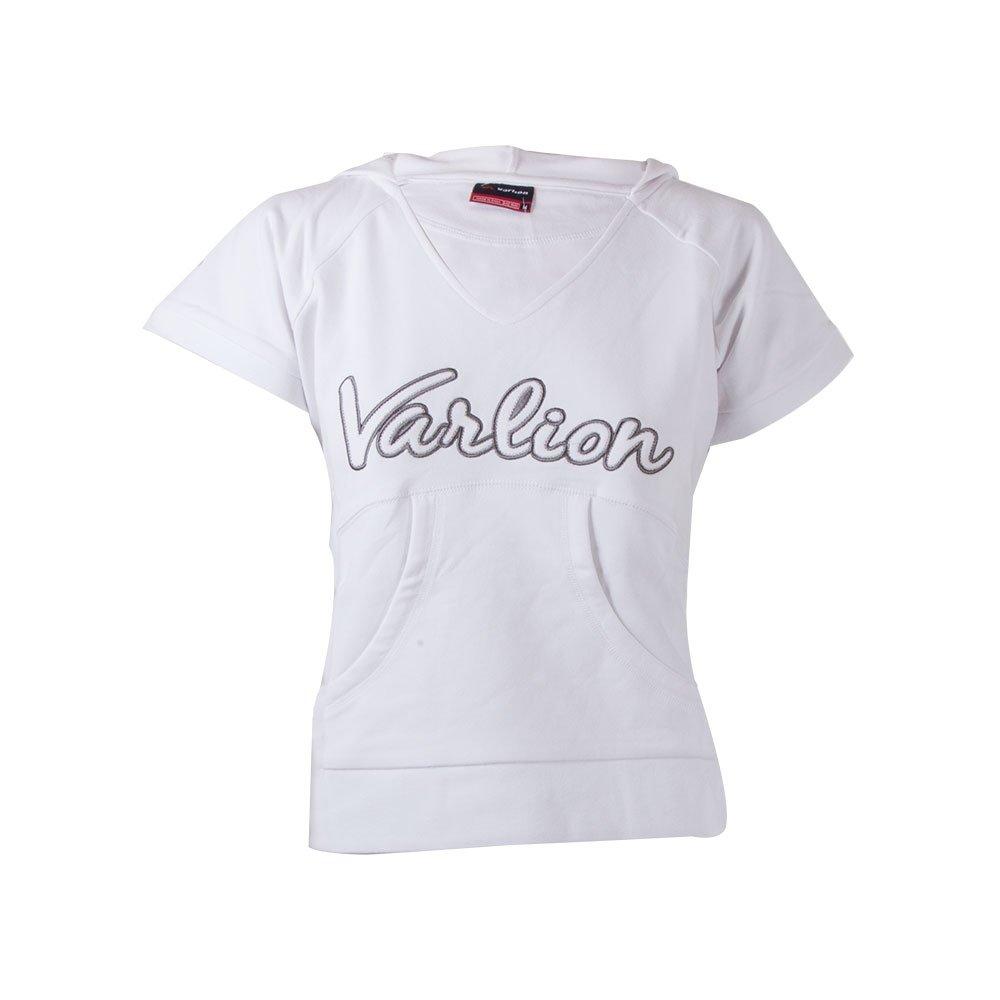 VARLION Chaqueta 07-MD811 Blanca Mujer: Amazon.es: Deportes y aire ...