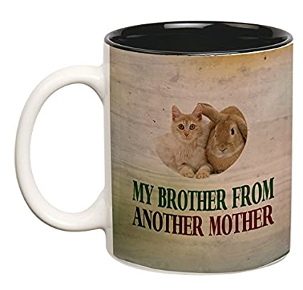 Buy My Brother From Another Mother Coffee Mug Quotescoffee Mugs