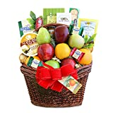 California Delicious Abundance Fruit Gift Basket