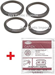Simonelli Group Head Rubber Gasket Replacement 4 PACK 40200004 from Nuova Simonelli