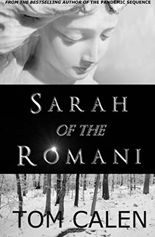 book cover of Sarah of the Romani