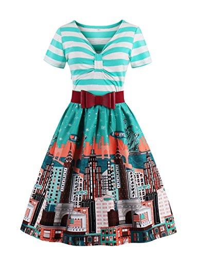 buy 1950s prom dress - 8