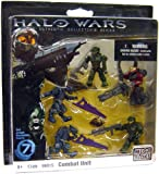 Halo Wars Mega Bloks Exclusive Set #7 Combat Unit [Contains 5 Mini Figures!]