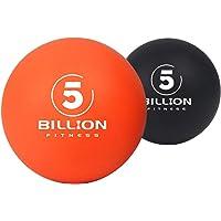 5BILLION Massage Balls - Lacrosse Balls, Massage Tennis Balls, Stress Balls - Deep Tissue Massage Tool for Myofascial…
