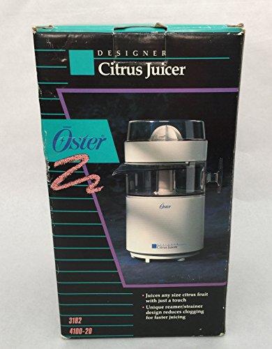 Oster Designer Citrus Juicer
