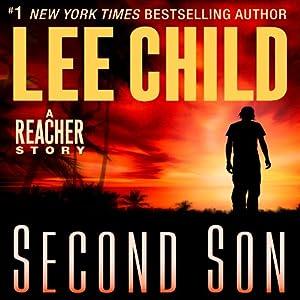 Second Son: A Jack Reacher Story Audiobook